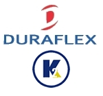 James Conservatories fit high quality Duraflex Windows and K2 Roof Systems