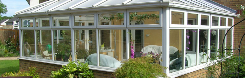 Example of a conservatory by James Conservatories